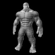 Hulk wire body small