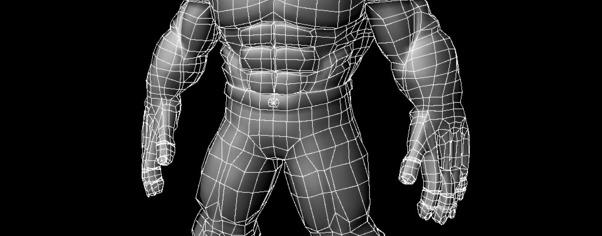 Hulk wire body wide