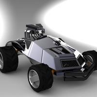Colin kaszynski sci fi modelling concept cover