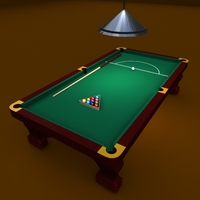 Billiards cover
