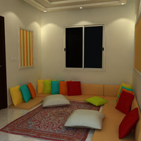 Room corner 02 cover