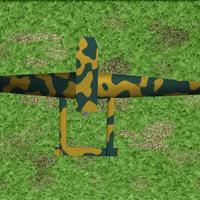 Modified drone top cover