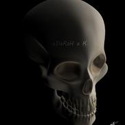 Skull 1  small