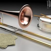 Render trombone cover