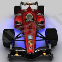 Formula one 3  cover