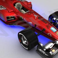 Formula one 4  cover