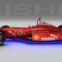 Formula one 5  cover