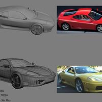 Ferrari modena cover