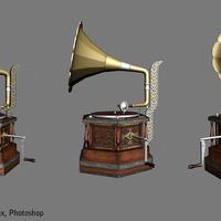 Gramophone 2  cover