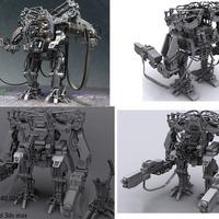Matrix robo cover