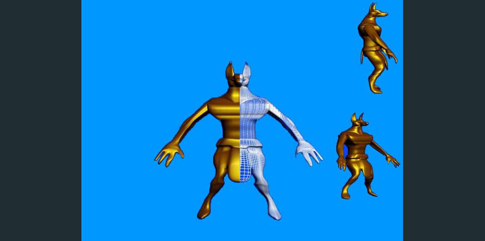 Anubis  show