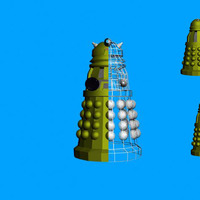 Ironside dalek cover