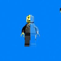 Lego cop cover