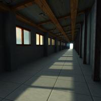 Corridor cover