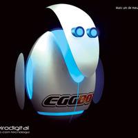 Eggbot cover