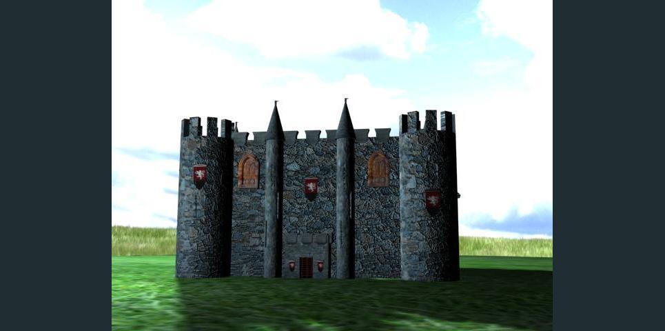 Castle orel show