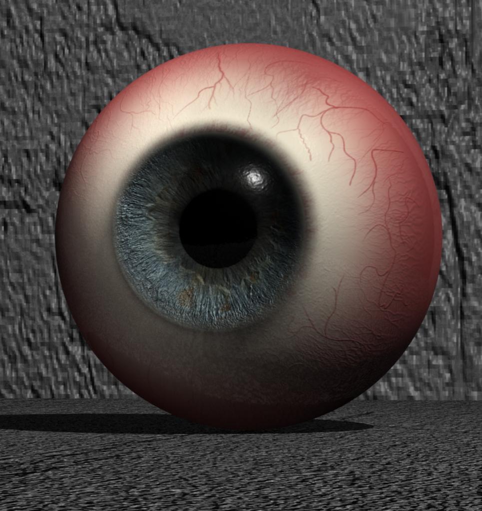 Eye 01 show