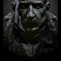 Rudymassar killzone 3 admiral orlock cover