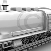 Train 1 cover