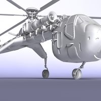 Sikorsky ch 54a tarhe 001 cover