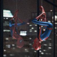 Spiderman reflejo cover