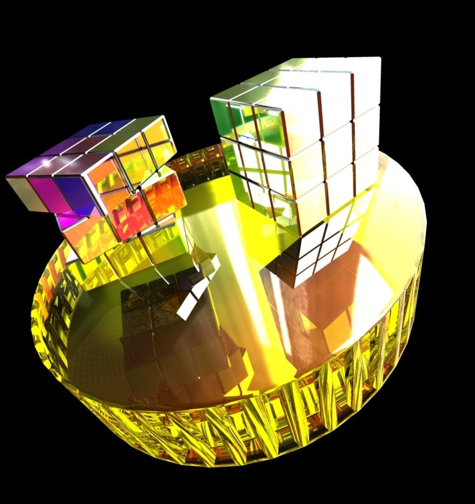 Rubik show