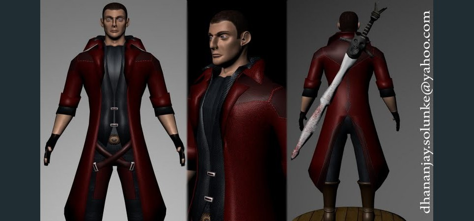 Devil may cry show