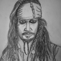 Jack sparrow cover