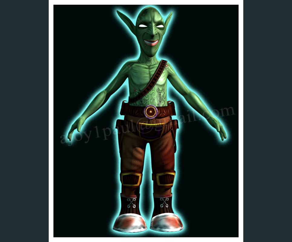 Goblin render copy show