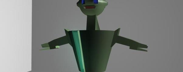 Robot a wide