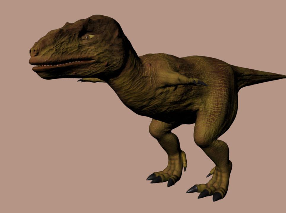 Dino3 show
