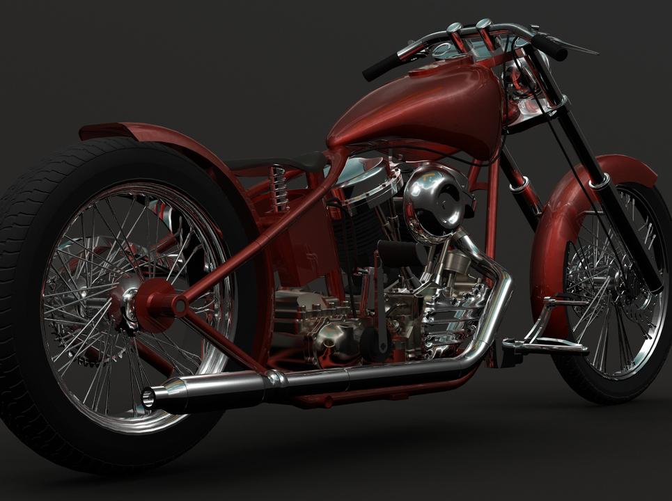 Harleycustom2 show