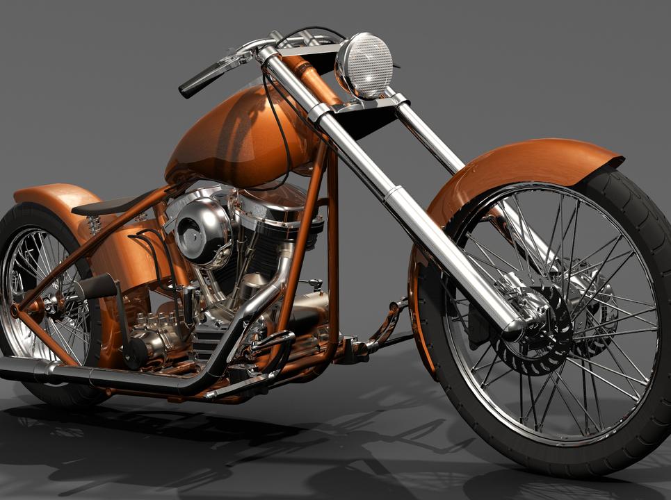 Harleycustom show