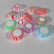 10 candy starlight mints small