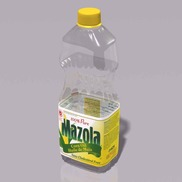 Mazola oil bottle 2 small