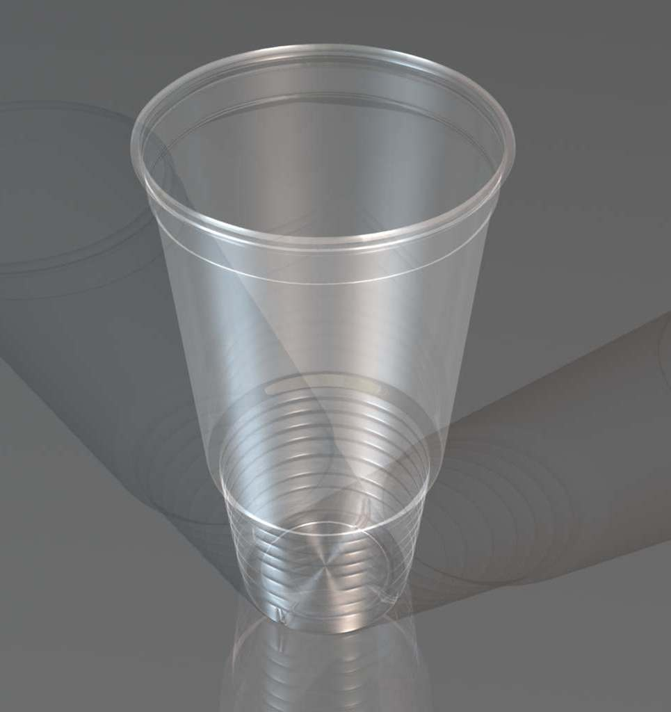Screamer 32 oz cup show