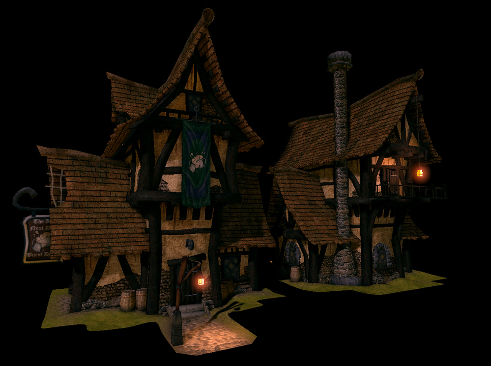 Fable house udk 2 show