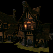 Fable house udk small