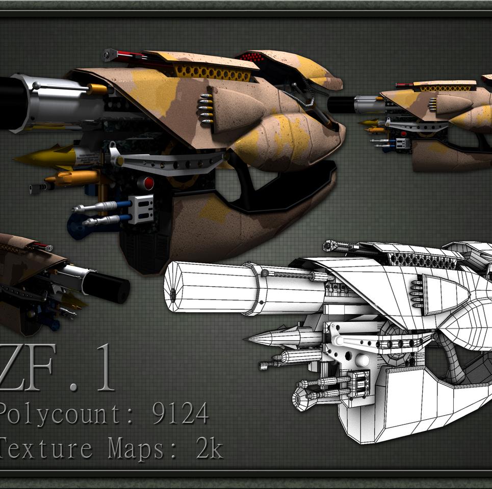 Zf.1 show