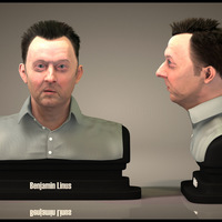 Benjamin linus bust by edercarfagnini d22hbo9 cover