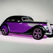 Purple phantom small