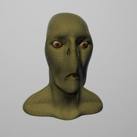 Alienfacemesh cover