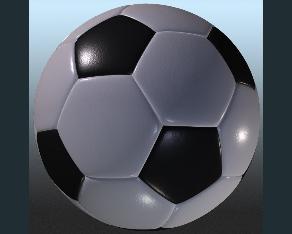 Soccerball show