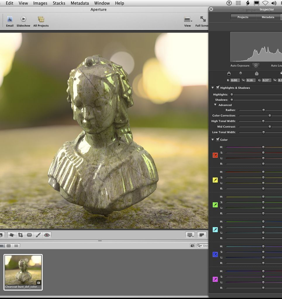 Color channel capability cinema4d show