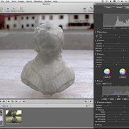 Color channel capability maya white balancing small