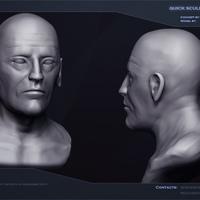 Quick sculpt by sergescherbakov d4n3xzw cover