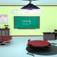 Unfinished classroom by a logo d4s4302 cover