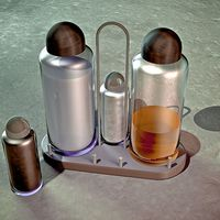 Condiment set aperture color adjust 001 cover