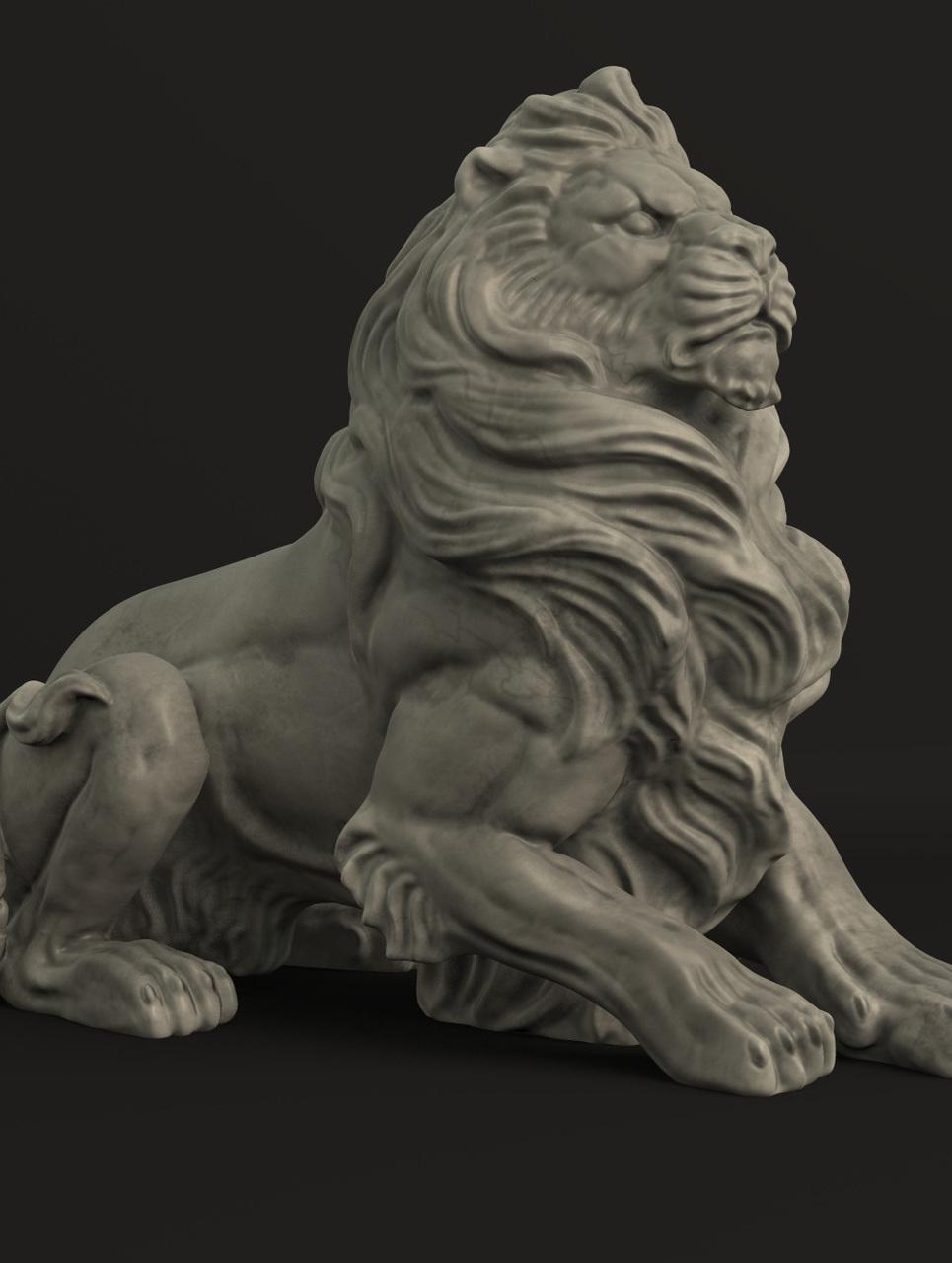 Lion 1 show