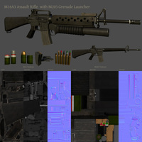 M16a3m203 stylesheet cover
